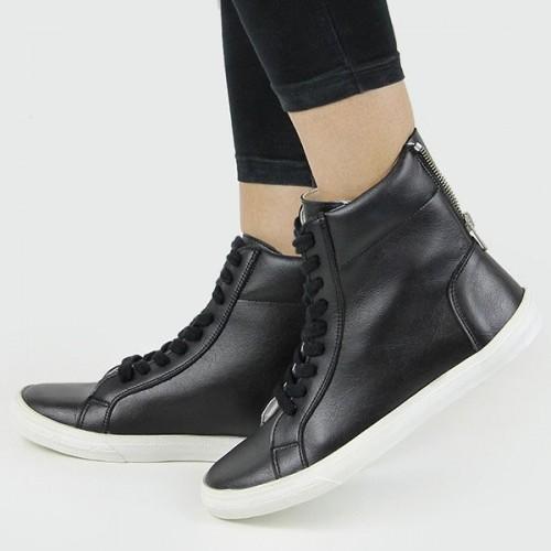 Wills Vegan Sneaker Boots, $117