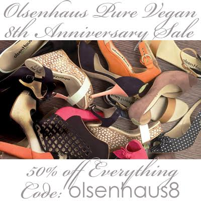 50% off OlsenHaus Vegan Shoes - Massive Sale!