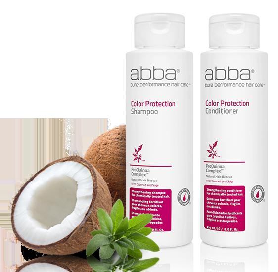 Abba Cruelty-Free Hair Care