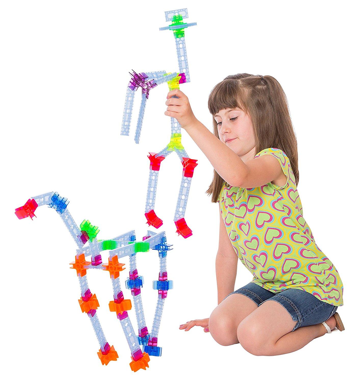 Brackitz Inventor 100 Piece Set, $60 @amazon.com