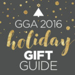 GirlieGirl Army's Holiday Gift Guide 2016