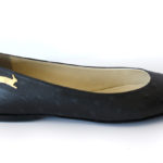Shoe Designer Rebecca Mink Teams With PETA on Vegan Ostrich Leather Flats