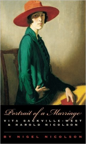 Portrait Of A Marriage by Nigel Nicolson, $12 on Amazon.com remains one of the most oddly romantic books about a marriage based on true friendship, and the odd lesbian affair.