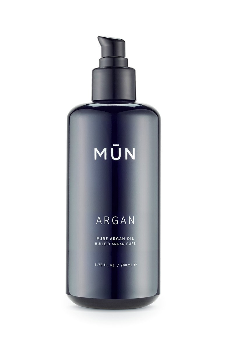 Pure Argan Oil, $70 @munskin.com