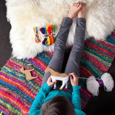 Yarn Unicorn Kit, $20 @amazon.com