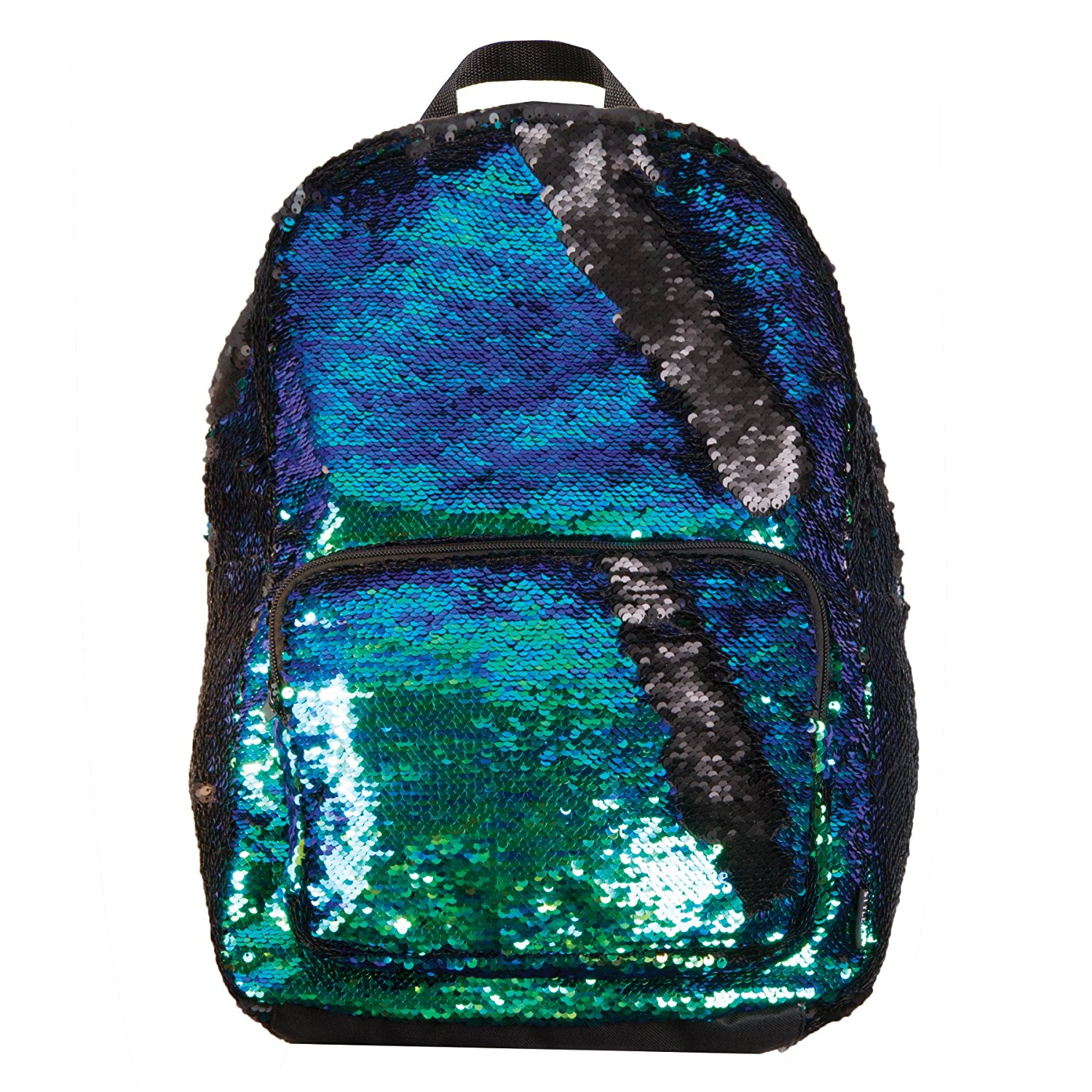 Style.Labs Magic Sequin Backpack, Mermaid/Black, $32 @amazon.com