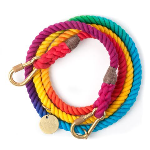 Found Leash (offered in 10 colors), $62 @RescueChocolate.com