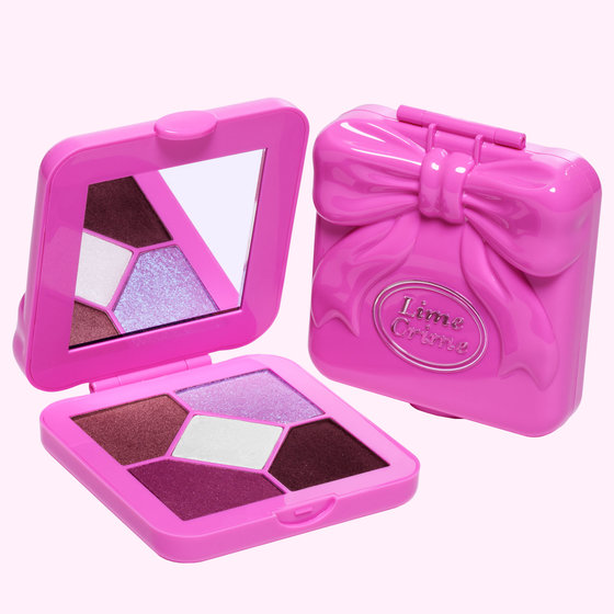 Lime Crime Pocket Candy Eye Shadow Palettes Are Vegan and Highly Pigmented, $34 @limecrime.com