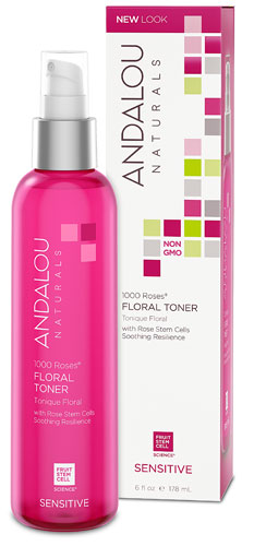 This rose face spray is like pure heaven and a mainstay of our beauty routine! $17 @amazon.com or andalou.com