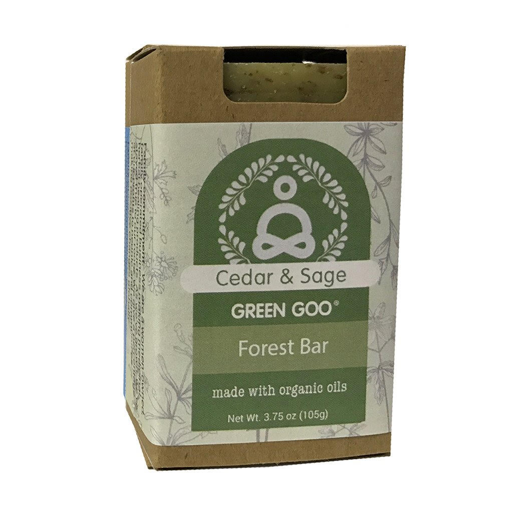 The Green Goo Forest Bar is one of the most incredible smelling bars of soap we've ever tried. We love it, but the menfolk in our midst went crazy for it. As with any product we give our two thumbs up to - this range is cruelty-free and natural. For $7 - you can't go wrong. @greengoohelps.com