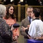 The Duchess of Cambridge Leans Into Vegan Fashion