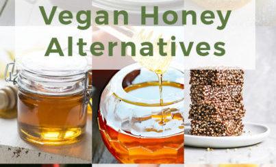 Delicious Vegan Recipes Using Honey Alternatives