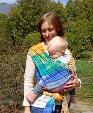 Wrapsody Breeze Baby Carrier, $93 @amazon.com
