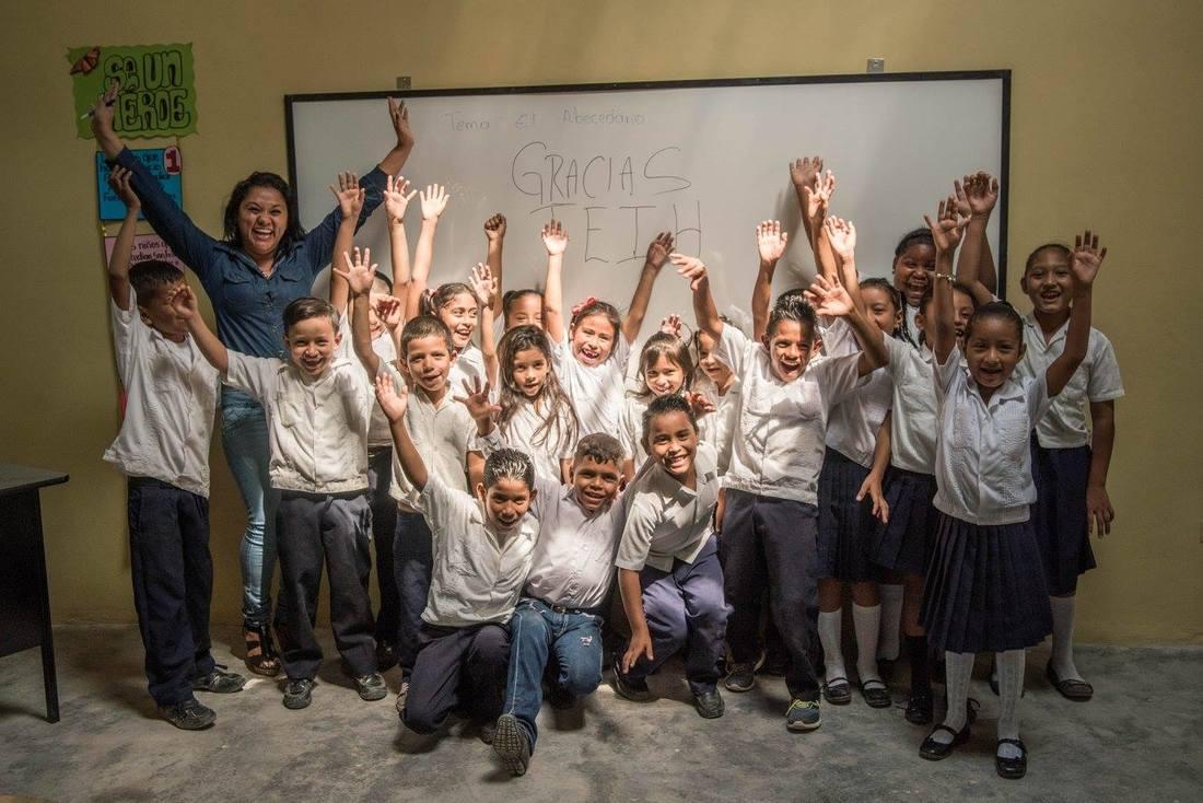 Ramon Danilo Chavez School,