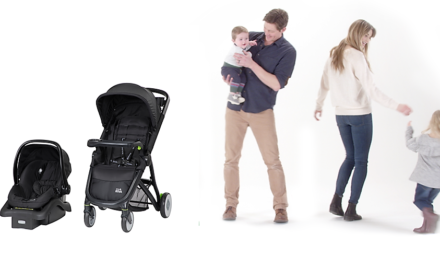 This New Sustainable Stroller Ticks All Our Boxes