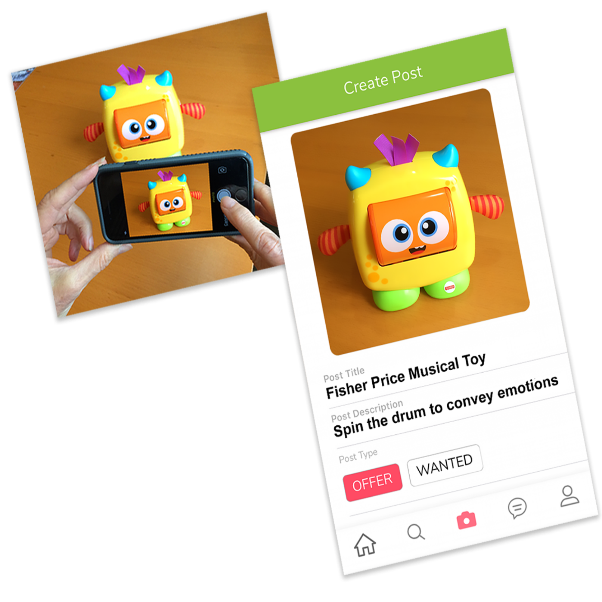 A New App That Makes It Easy To Recirculate Toys Amongst Neighbors – For Free