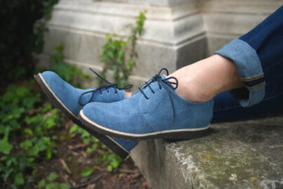 Organic Vegan Shoes Made From Biodegradable Materials