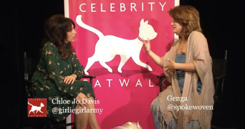 SpokeWoven x GirlieGirl Army Interview