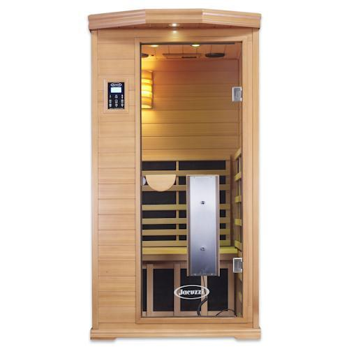 Clearlight Premier IS-1 One Person Jacuzzi Infrared Sauna, $3,400 @northernsaunas.com