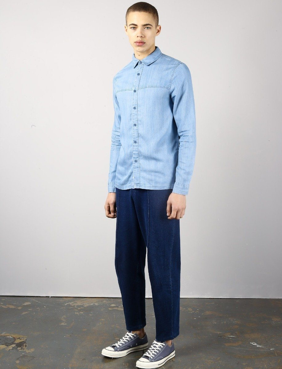 Adriatic Shirt, $80 @us.native-youth.com