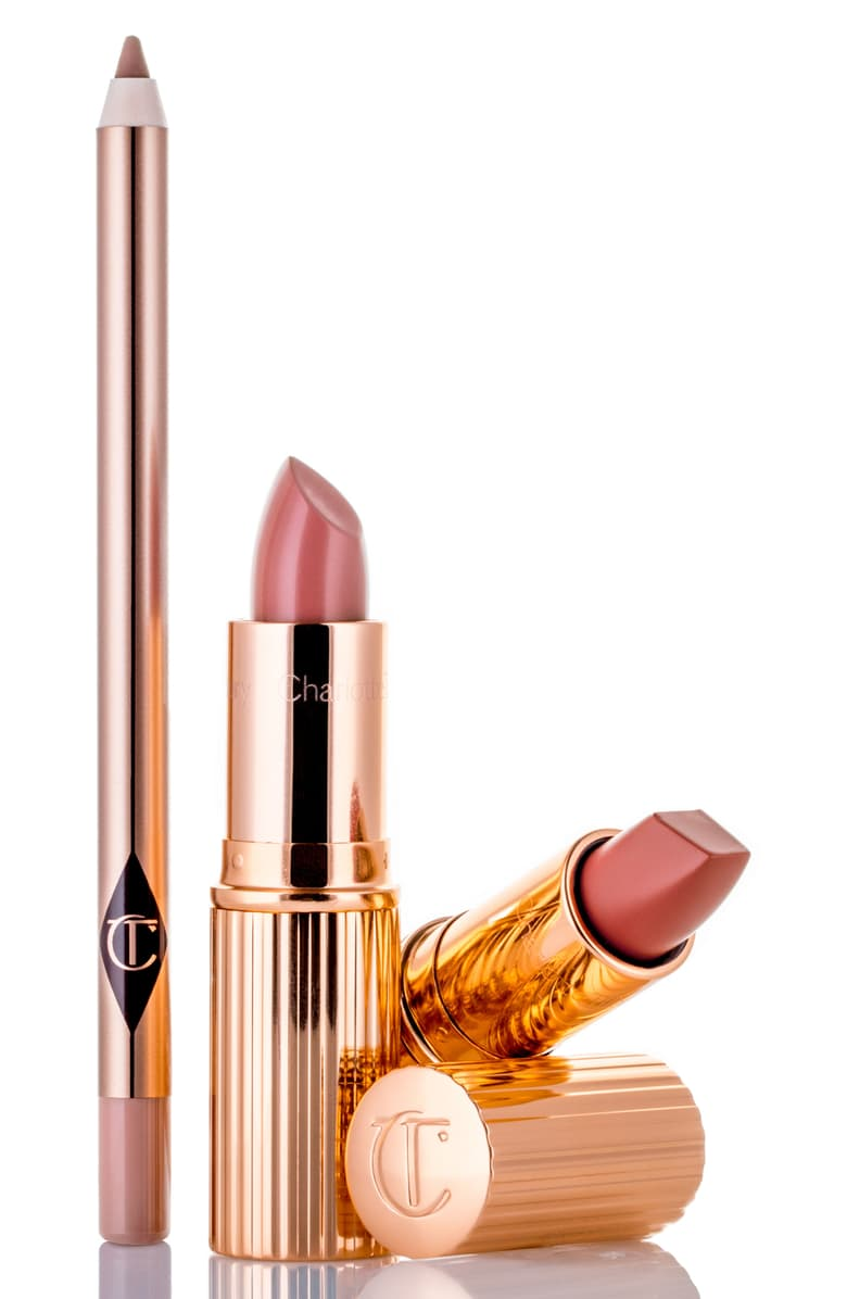 The Pretty Pink Lipstick Set by CHARLOTTE TILBURY, $60 @nordstrom.com