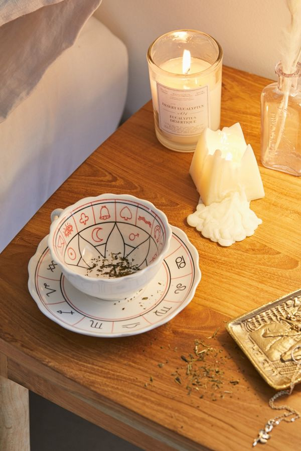 The Cup Of Destiny Book + Teacup Set, $24.95 @urbanoutfitters.com