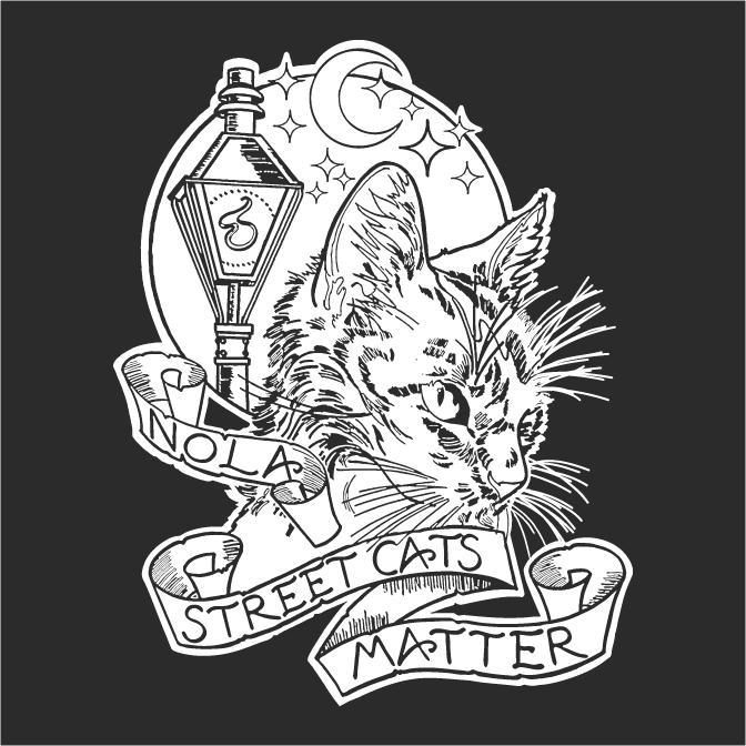 Jenna Marie & NOLA Street Cats Matter!