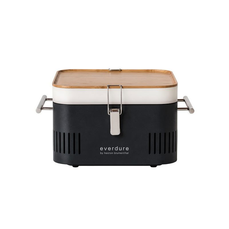 Everdure by Heston Blumenthal Cube Grill, $199.95 @dwell.com