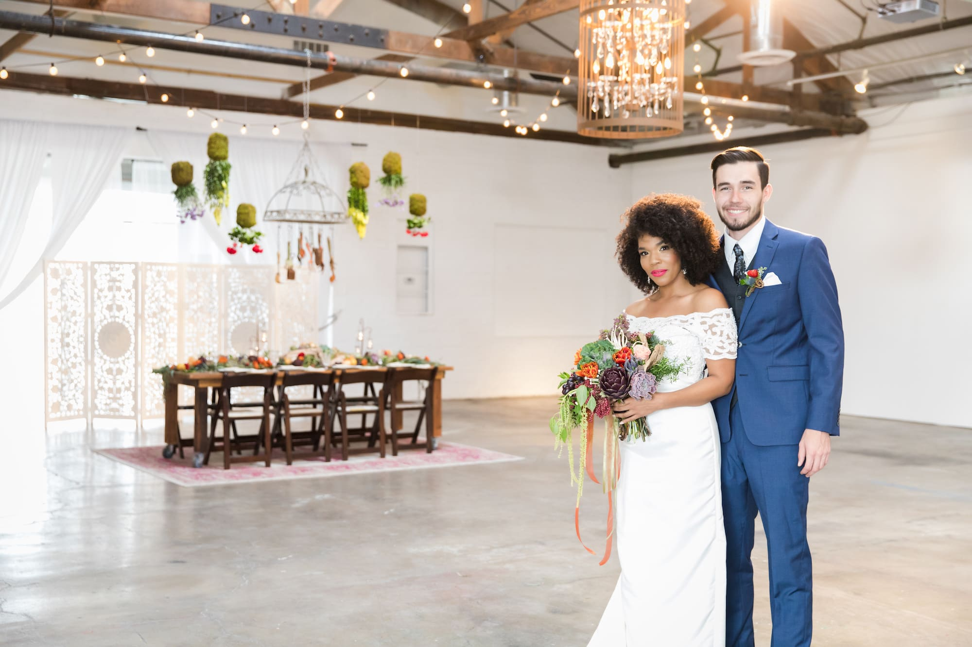 9 Tips For Planning A Sustainable, Earth-Friendly Wedding - photo and article courtesy of Cactus Collective Weddings