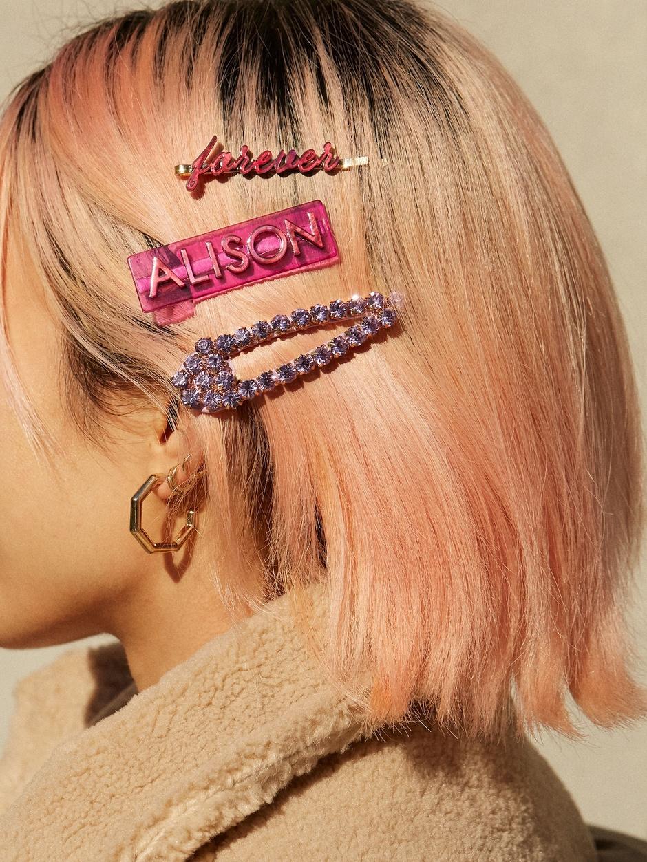 Custom Hair Pin, $28 @baublebar.com