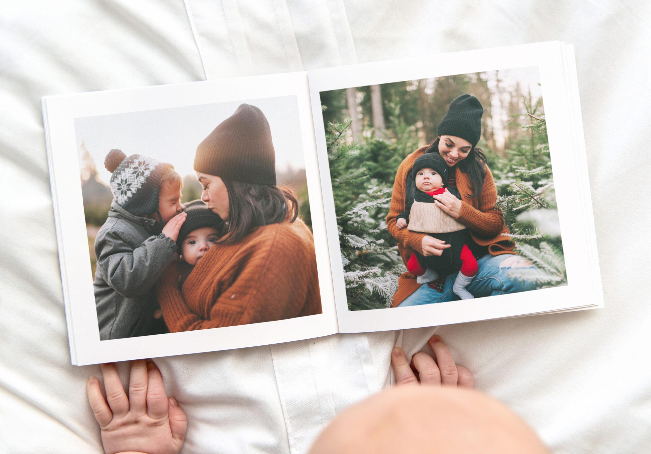 Buzz Books Custom Photo Book, $15 @nationsphotolab.com