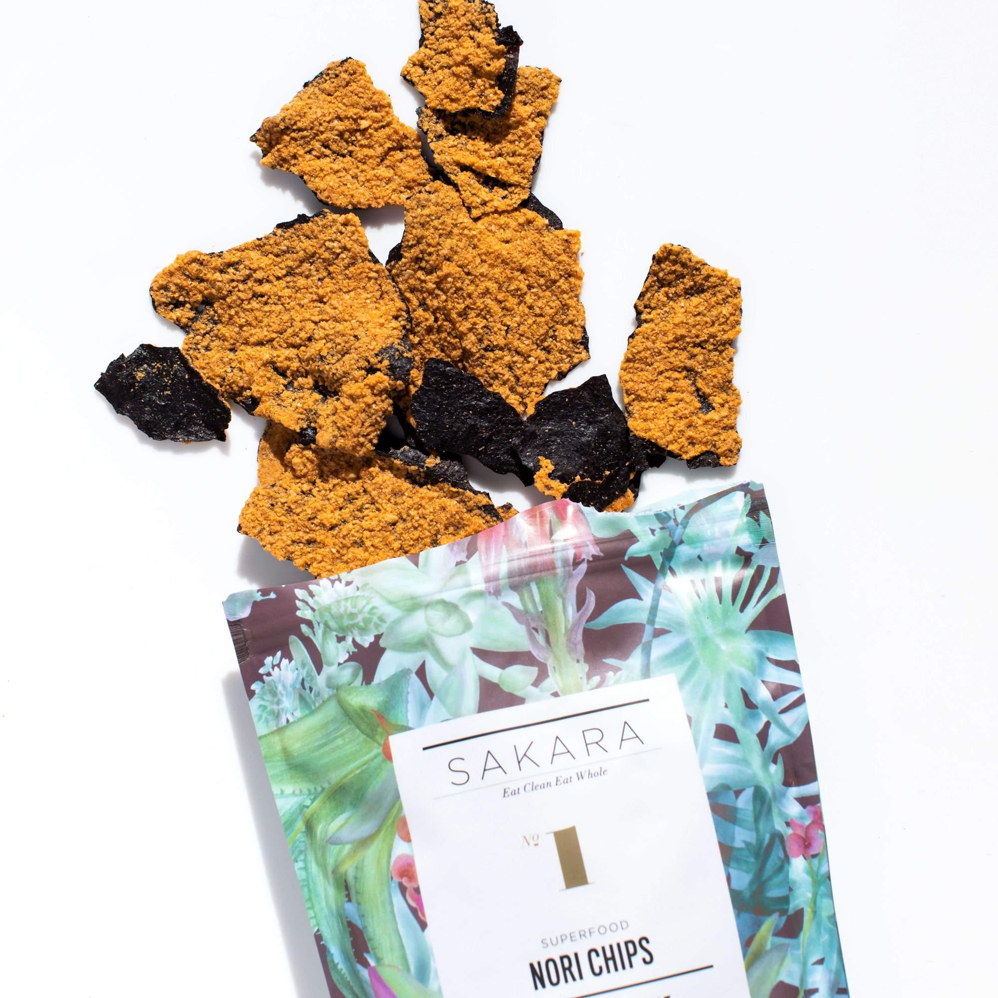 Nori Chips, $9 @sakara.com