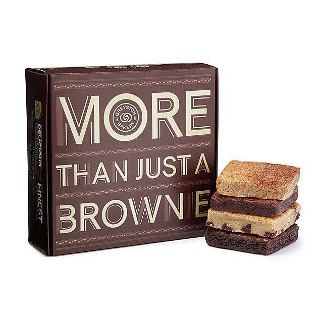 Benevolent Brownies Created by Greyston Bakery, $35 @uncommongoods.com