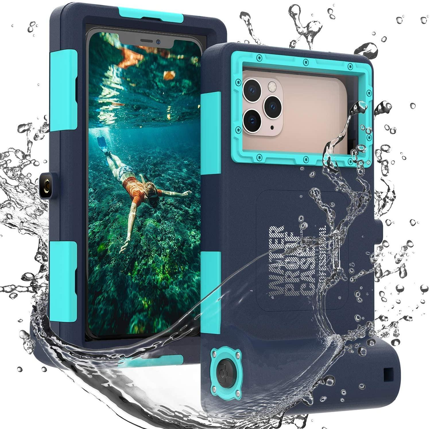Professional 50ft Diving Phone Case, $35 @amazon.com