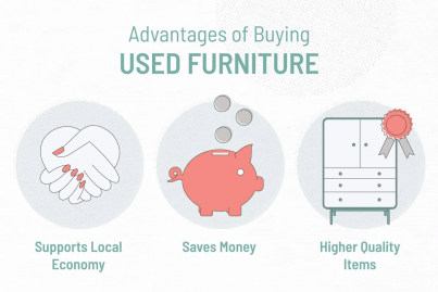 The Crazy Good Perks of Buying Used Furniture