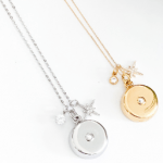 A Necklace That Will Send An SOS For You!