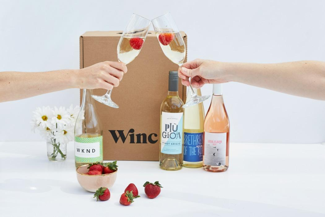 1 month subscription $60 @winc.com ($22 of Winc wine with our custom link - click pic!)