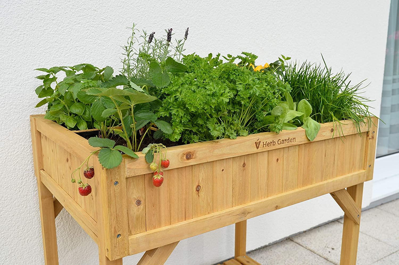 VegTrug 8 Pocket Herb Garden, $102 @amazon.com