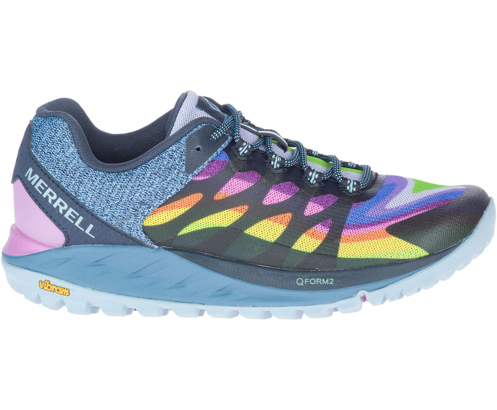 Women's Antora 2 Rainbow, $110 @merrell.com