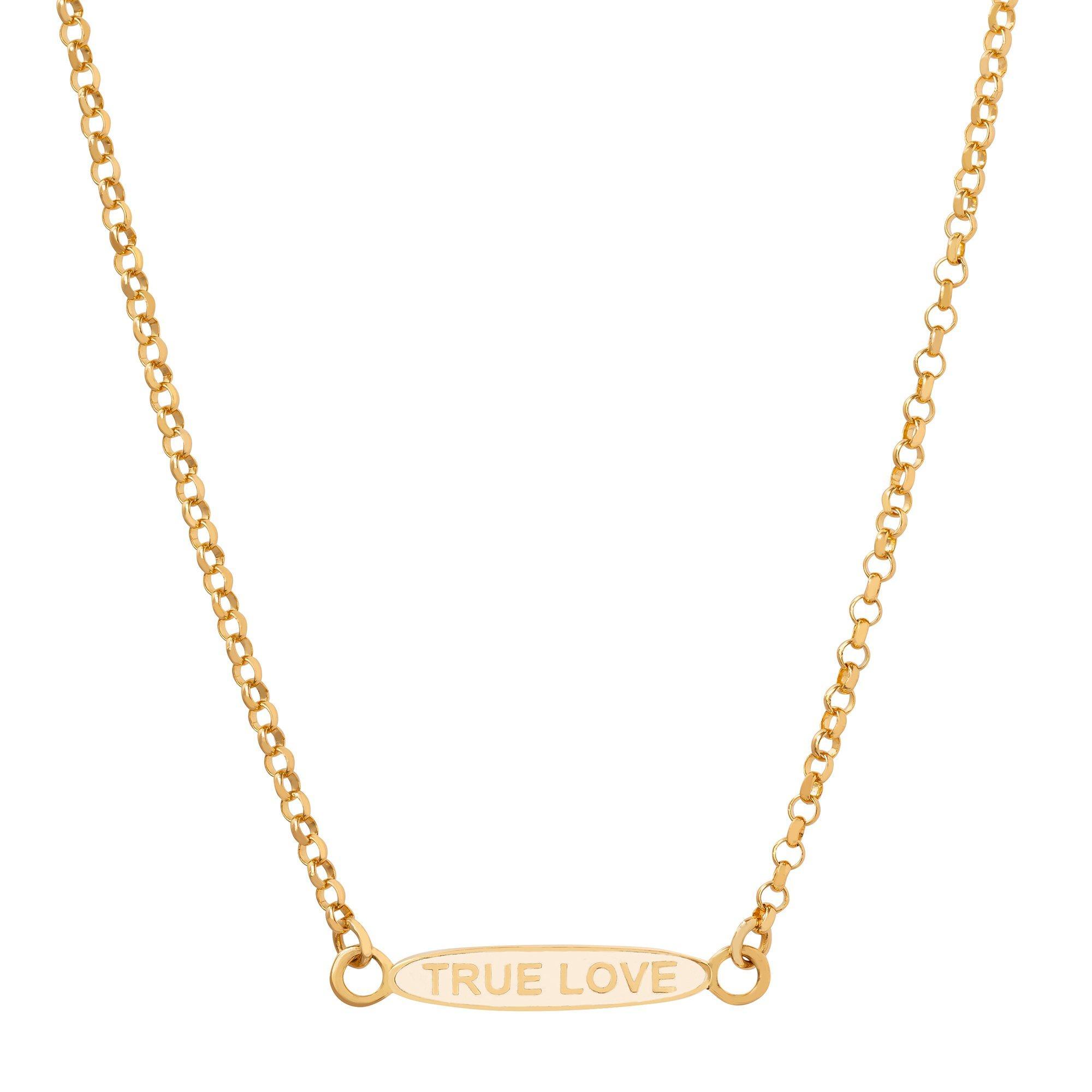 Foundrae Sequence Chain Necklace - True Love. $2,285 @brokenenglishjewelry.com