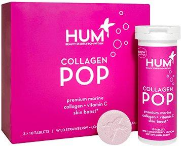 COLLAGEN POP™ for firm and hydrated skin, $30 @humnutrition.com