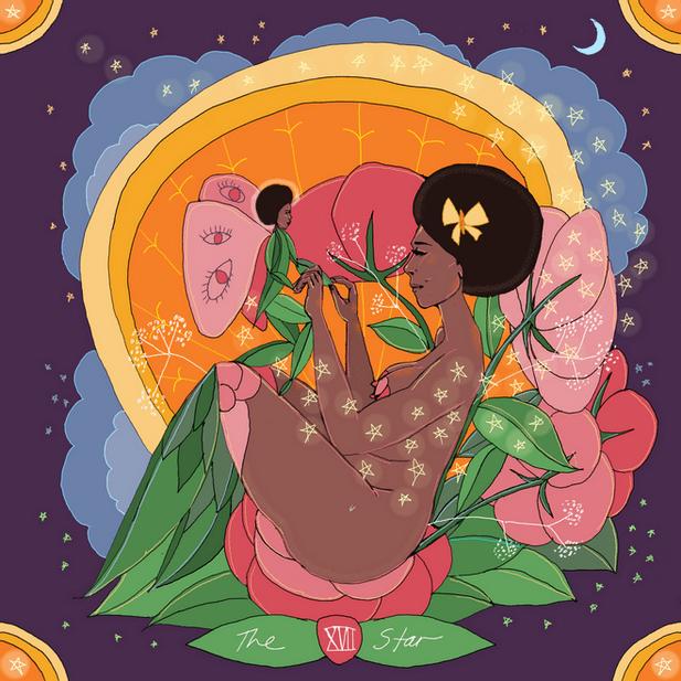 Mother Tarot Deck, $59 @darkdaystarot.com