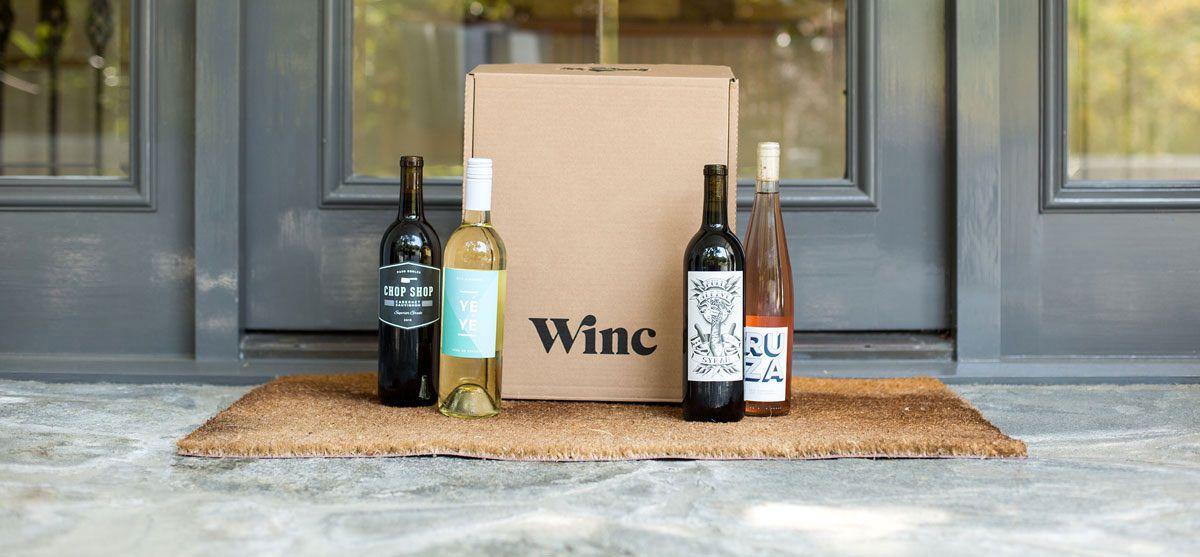 Winc Vegan Wines, $13 & up @winc.com