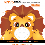 I'm A Mom Of 3 And These Are – By Far – The Best Kids KN95 Masks I Have Found