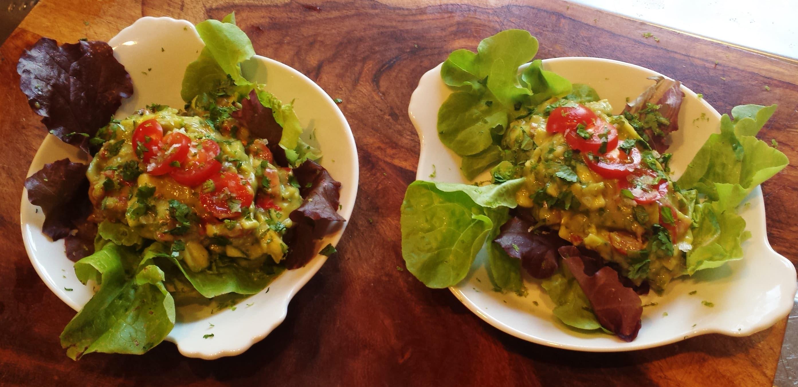 Tartare de Legumes or Cool Summer Vegetables