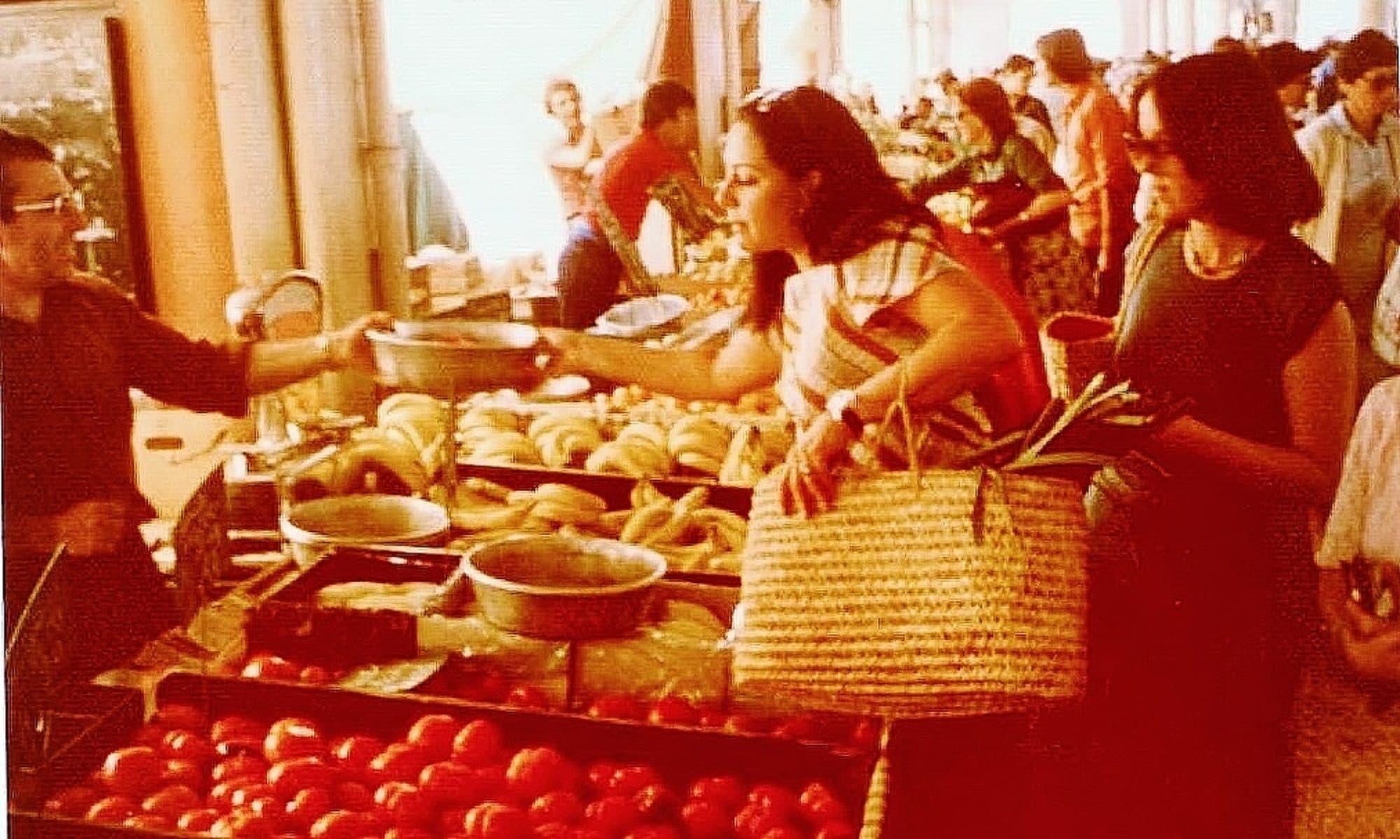 Marché Forville destination food market