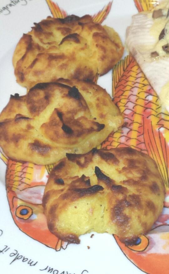 Duchess Potatoes