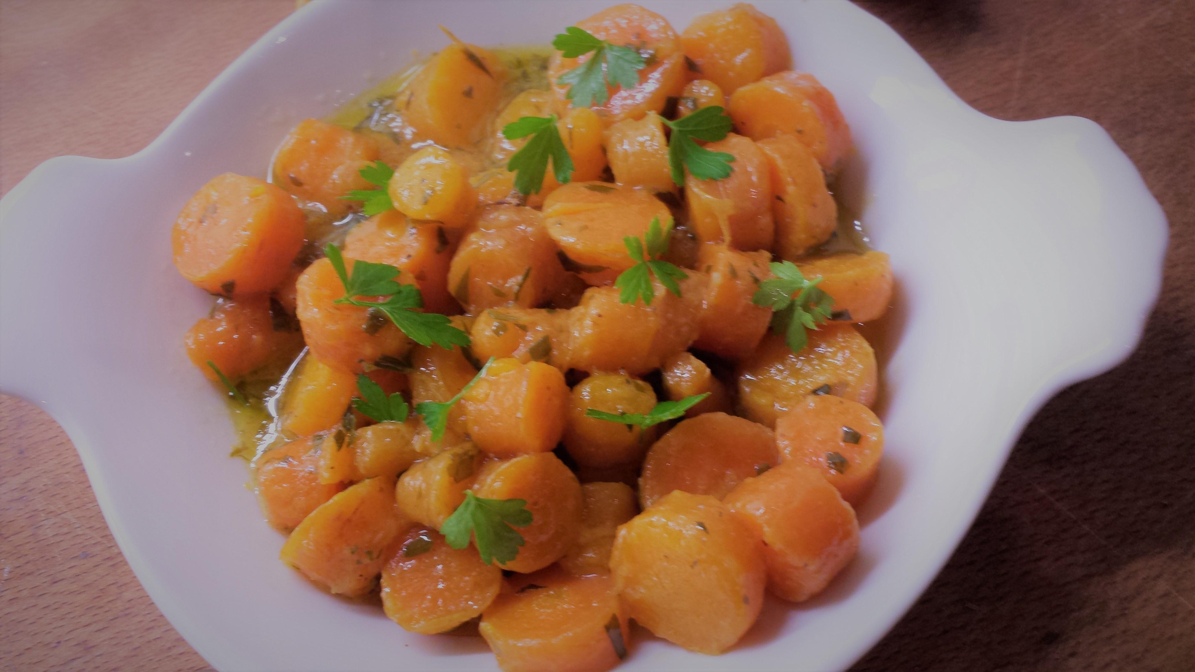 Carrots à la Fermière, Farmers Carrots