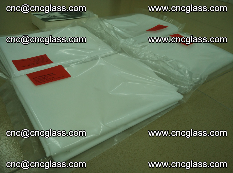 EVA foil for safety laminated glass, white eva foil (10)