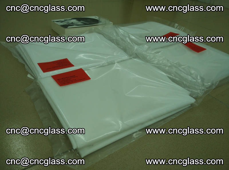 EVA foil for safety laminated glass, white eva foil (15)